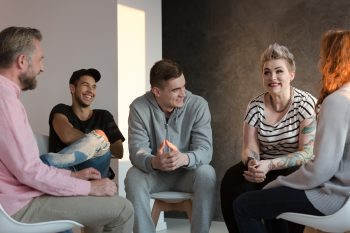 Therapy And Support Groups Are An Important Part Of The Opioid Recovery Process